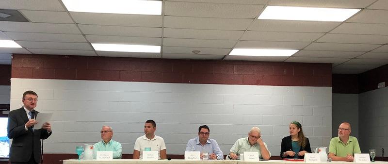 Brunswick Candidate Forum, July 2018.