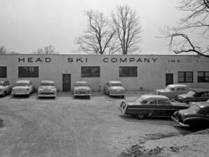 Head Company in Baltimore City, 1955. Photo from the Baltimore Museum of Industry.