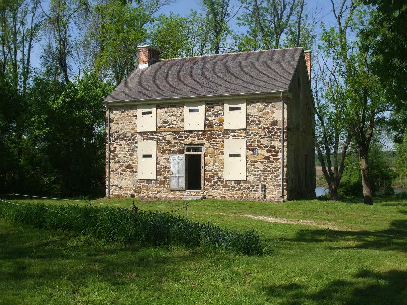 A National Historic Landmark, the Hammond-Harwood House