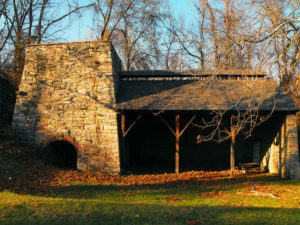 Catoctin Furnace, 2010. Photo from Wikipedia.