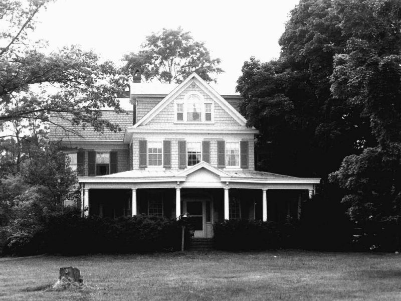 Wilderness Farm, 1980. Photo from the Maryland Historical Trust.