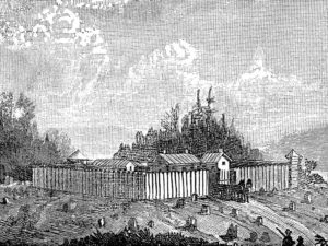 Example of what Fort Tolonoway may have looked like.