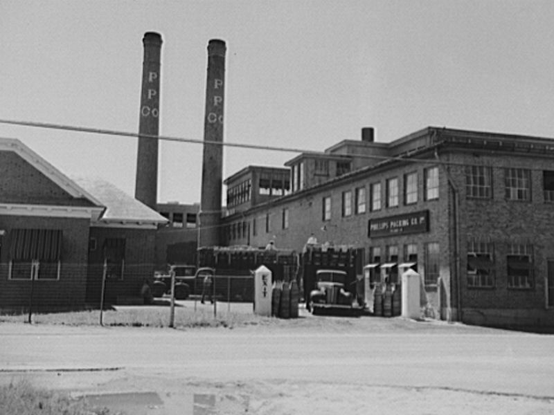 PHILLIPS PACKING HOUSE