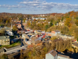 Photo by Ellicott City by Air, 2017.