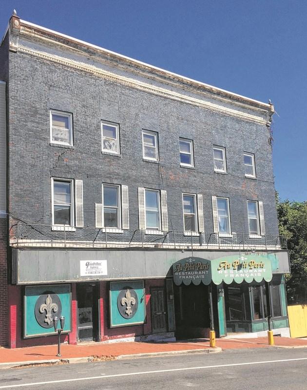 Nickel Building Frostburg, courtesy Crossroads Business Journal.