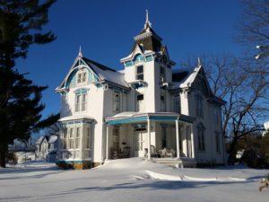 The Laurel Manor House Bed & Breakfast, Laurel, MD.