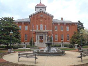 Frederick City Hall, 2011.