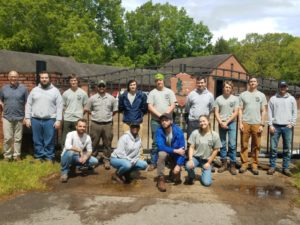 Traditional Trades Apprenticeship Program participants in Tennessee, 2019..