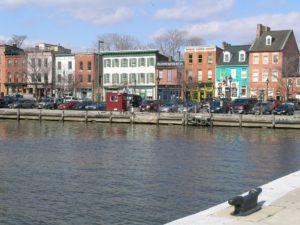 Fells Point, Baltimore City.