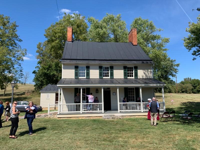 Newcomer House, September 2019.