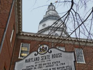 maryland-state-house-highway-marker-CREDIT-historical-marker-database