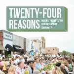 Graphic from Twenty-Four Reasons