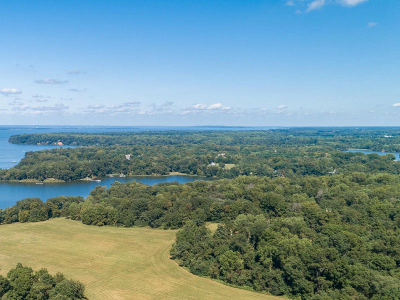 View of the rural and maritime landscape of Kent County, MD. Photo from Lands of America.