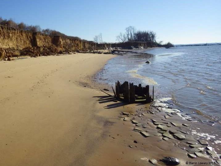 Parson's Island, Chesapeake Bay, MD. Photo by Darrin Lowrey, 2019.