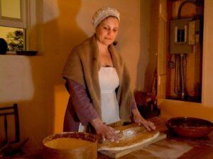 Joyce White, food historian, A Taste of History with Joyce White.