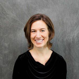 Photograph Portrait of Senator Katie Fry Hester