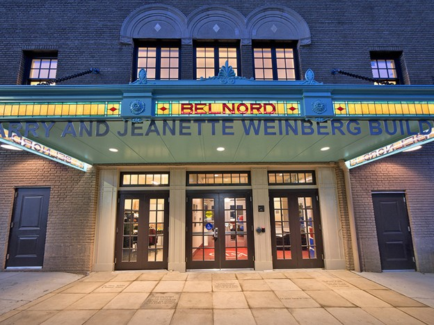 the Belnord Theatre