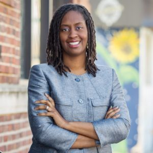 Photograph Portrait of Delegate Stephanie Smith of Baltimore City