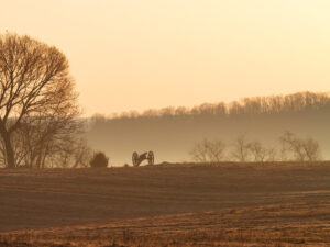 Image of Antietam battlefield