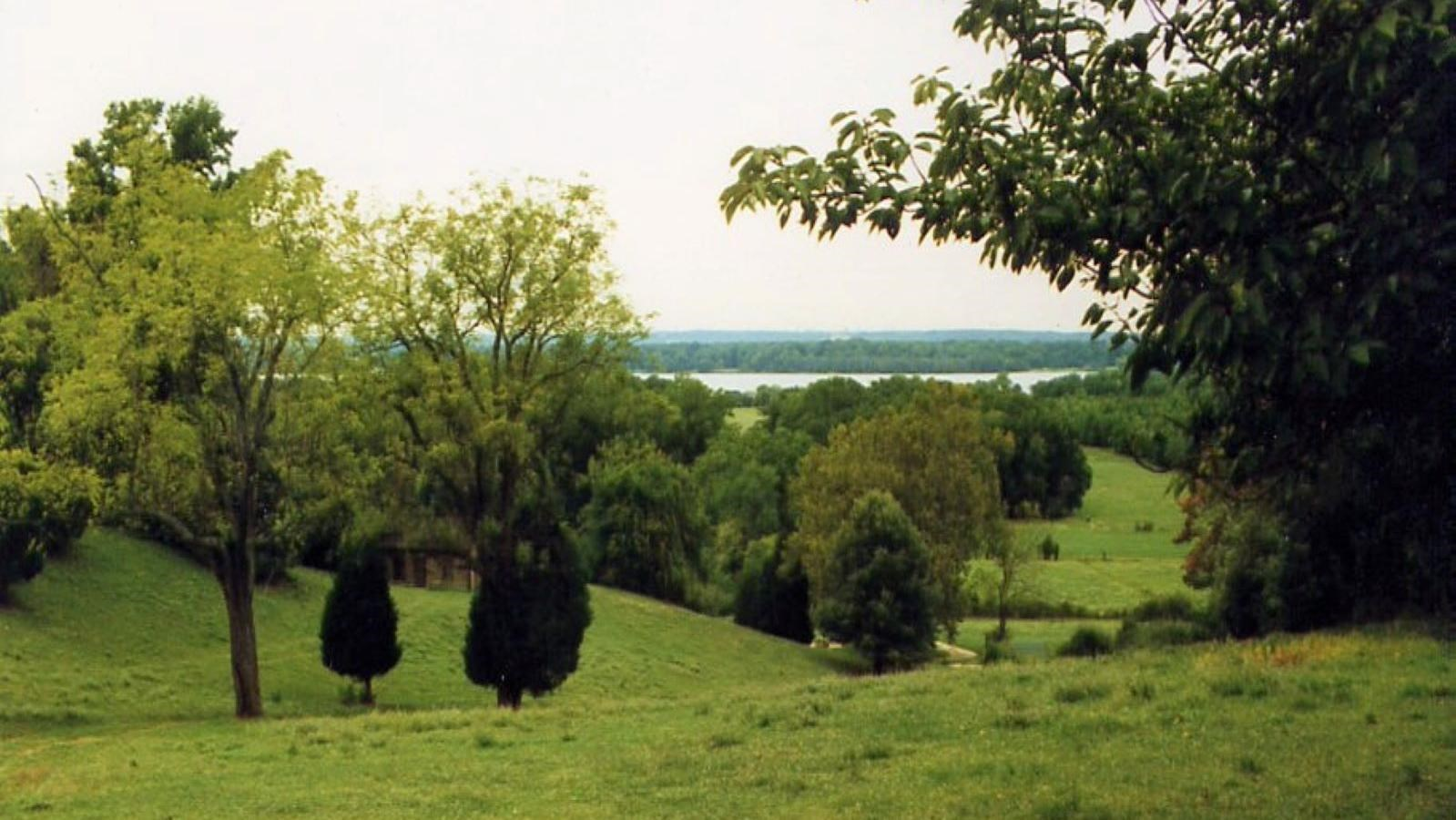 The Accokeek Creek site is a national register property in Prince George's County & Charles County Maryland. Image from NPS