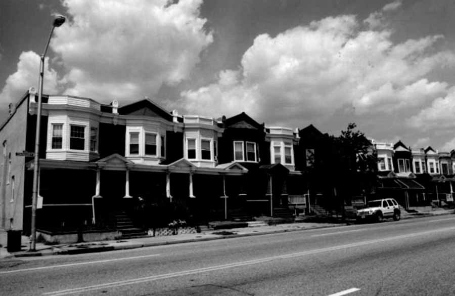 The Edmondson Avenue Historic District is a National Register Historic District in Baltimore, Maryland.