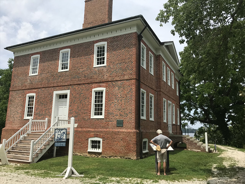 Historic London Town and Gardens Road Trip Stop in Anne Arundel County Maryland
