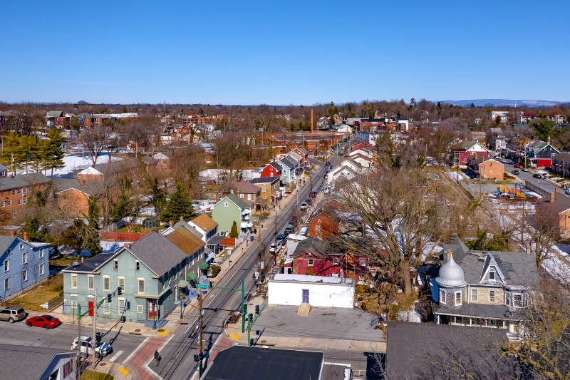 Historic Jonathan Street neighborhood, AAIC Visual Perceptions.