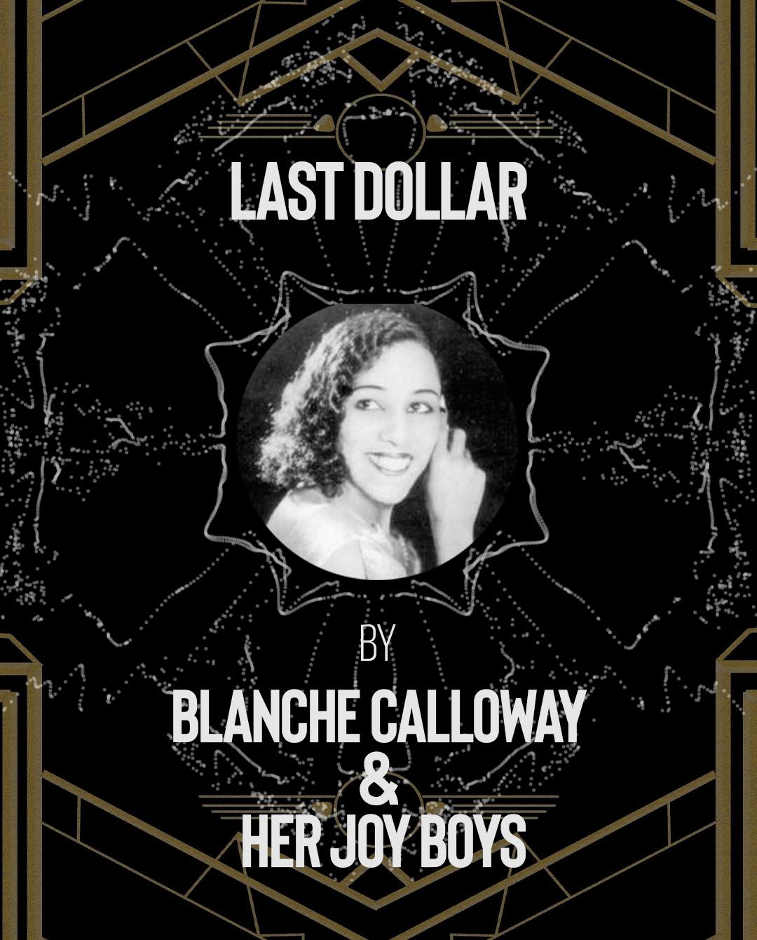 Blanche Calloway