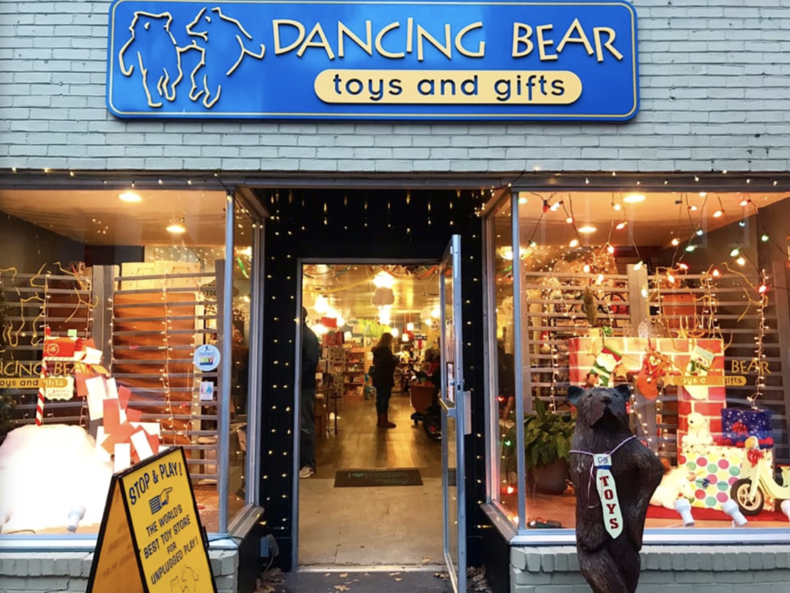 Image via Dancing Bears Toys and Gifts
