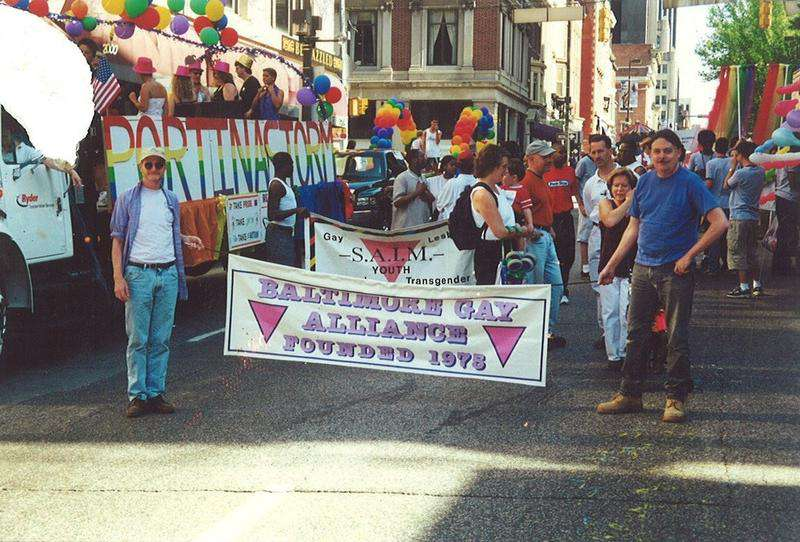 The Baltimore Gay Alliance was the city's first Gay and Lesbian (later LGBTQ+) activist and service group founded in 1975.