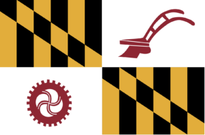 Baltimore County Flag